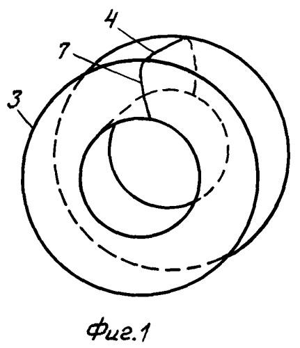Способ соединения дренажных труб торообразной муфтой, выполненной из утилизированной автопокрышки