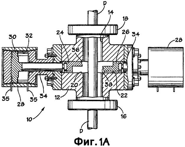 Устройство и способ резания трубы ствола скважины