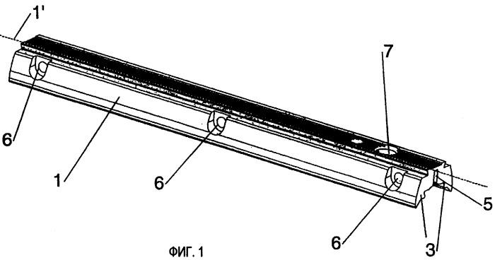 Устройство для установки, позиционирования и фиксации оптического прицела на пневматической винтовке