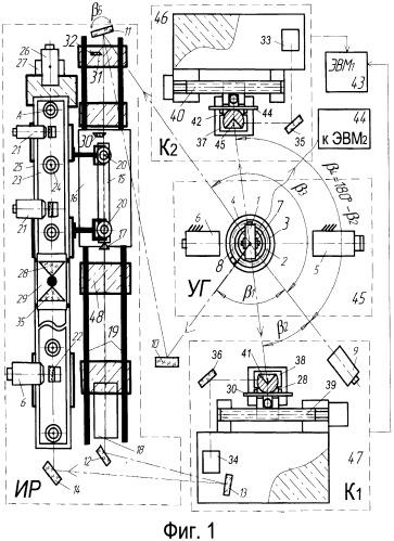 Широкодиапазонный компаратор для поверки и калибровки координатных средств измерений