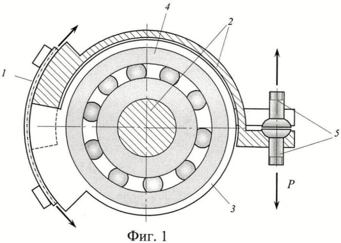 Устройство для определения упруго - пластичных свойств материала при одноосном растяжении дугообразных образцов