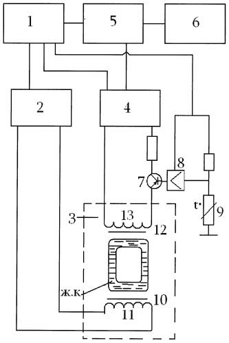 Устройство для измерения электрической проводимости жидких сред