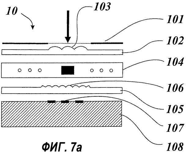 Защитный элемент для радиочастотной идентификации