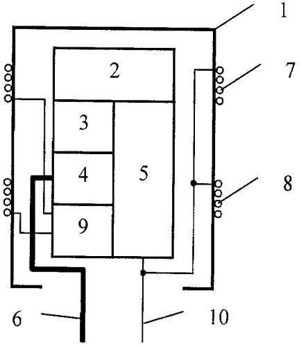 Устройство для измерения частичных разрядов