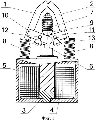 Электромагнитный механизм