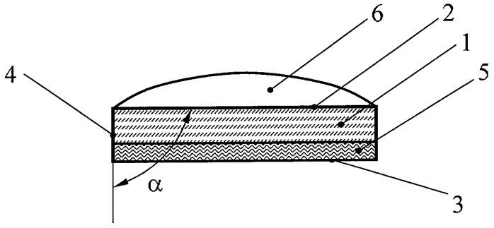 Полупроводниковый источник света с полимерным покрытием