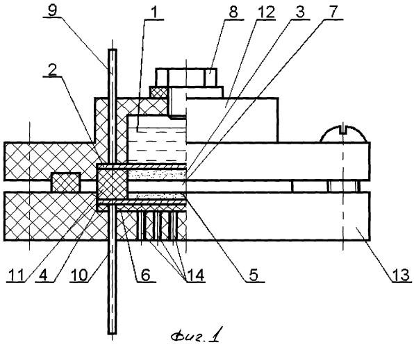 Портативный источник тока на основе прямого окисления боргидридов щелочных металлов