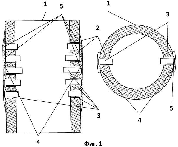Способ изготовления волноводного поляризатора