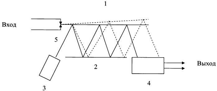 Оптико-электронный усилитель электрических сигналов