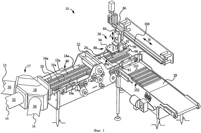 Машина для получения многофазного кондитерского изделия и способ его получения