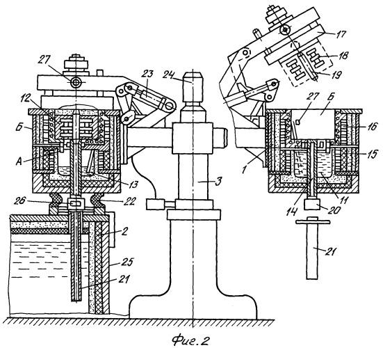 Отливки в электромагнитной форме по выплавляемым моделям