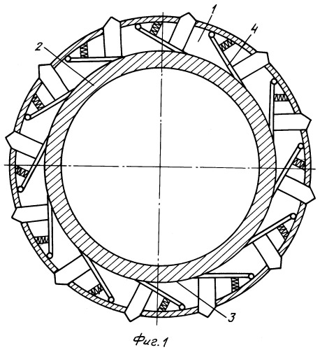 Вспомогательное колесо с выдвижными грунтозацепами