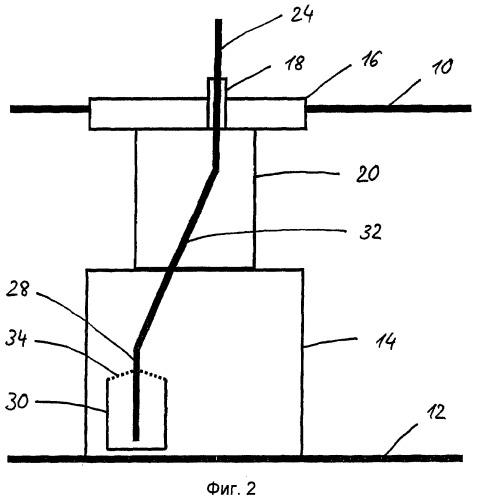 Система отбора топлива для дополнительного нагревательного прибора