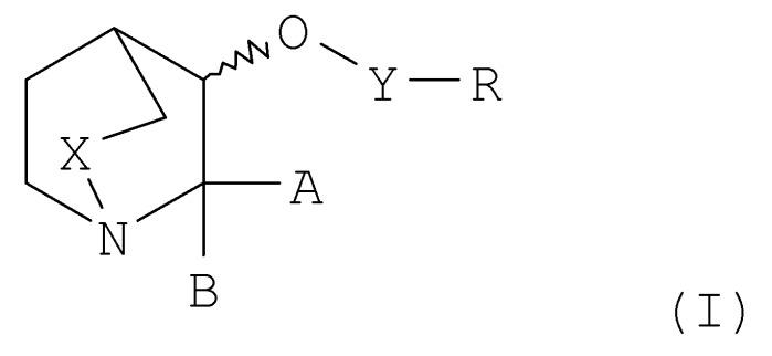 3-(гетероарилокси)-2-алкил-1-азабициклоалкильные производные, как лиганды альфа-7-nachr (никотиновых ацетилхолиновых рецепторов), предназначенные для лечения заболеваний центральной нервной системы
