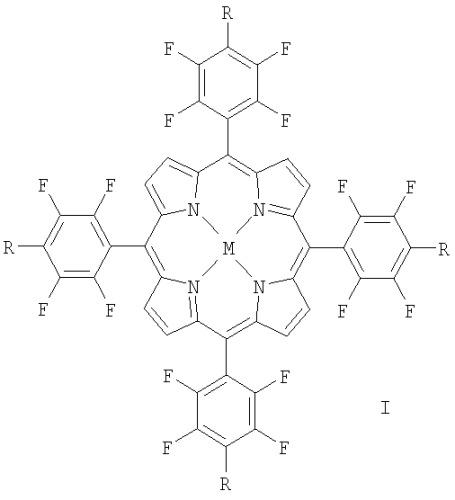 Карборанильные производные фторированных порфиринов и их металлокомплексы, проявляющие свойства фотосенсибилизатора, и способ их получения