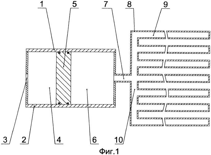 Устройство для рекуперации гидравлической энергии
