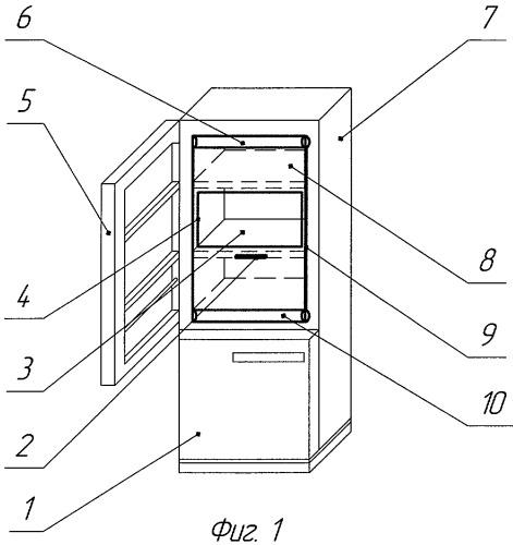 Холодильник бытовой