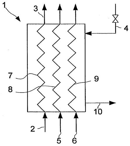 Шаг между трубами теплообменника Кожухотрубный конденсатор ONDA L 27.304.2438 Салават