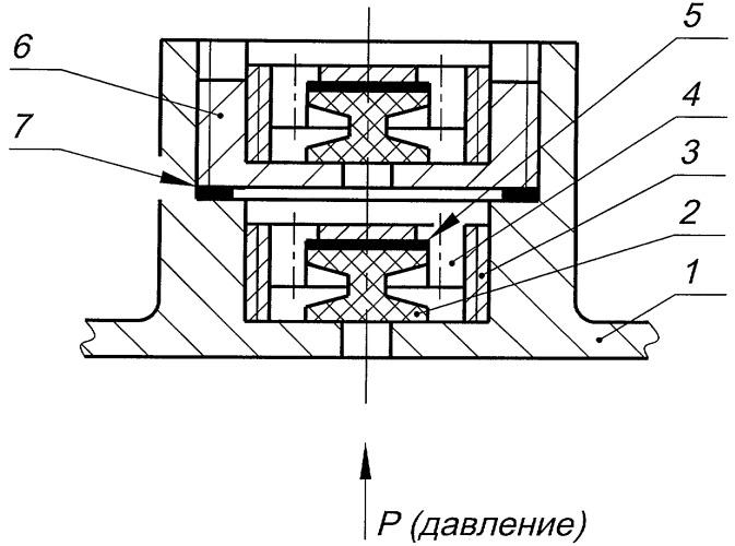 Клапан герметичного аккумулятора