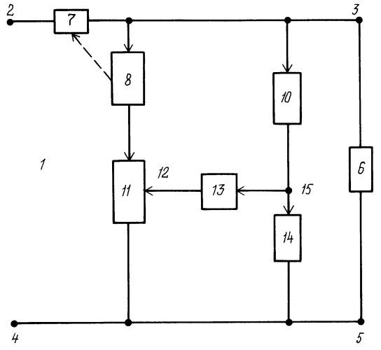 Устройство защиты радиоэлектронной аппаратуры от высоковольтных импульсных помех