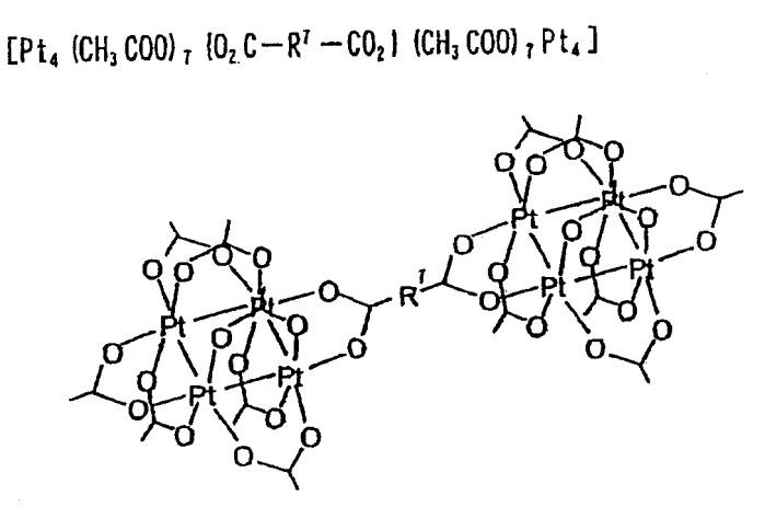 Соединение, содержащее мультиметаллический комплекс и комплекс металла, и способы их изготовления, и способ изготовления катализатора для очистки выхлопных газов с применением данных комплексов