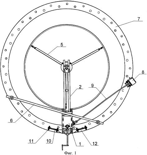 Устройство для восстановления барабанной мельницы