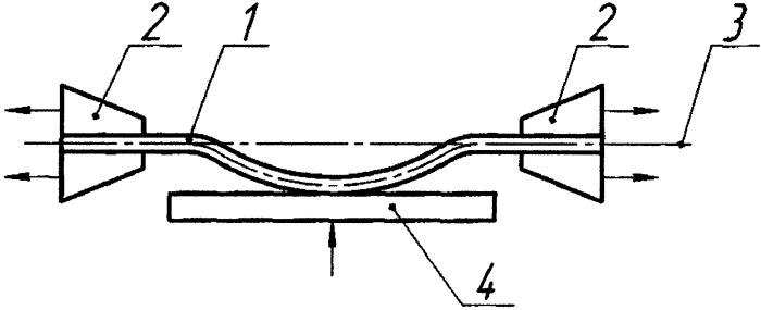 Способ пластической правки профилей из титановых сплавов