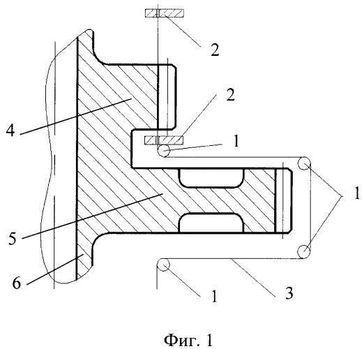 Способ электроэрозионной обработки закрытого венца цельного блока зубчатых колес