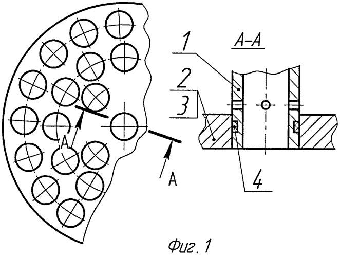 Способ пайки крупногабаритного стального узла, содержащего не менее 2 днищ, соединенных посредством трубчатых элементов
