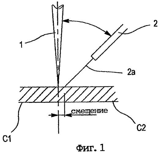 Способ сварки, совмещающий в себе использование лазерного пучка и электрической дуги с плавящимся электродом, для сборки укладываемых встык металлических труб с целью формирования металлических трубопроводов