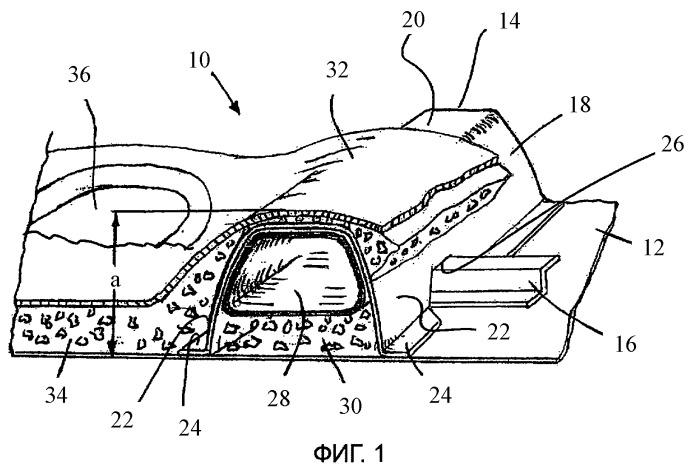 Конструкция фюзеляжа воздушного судна