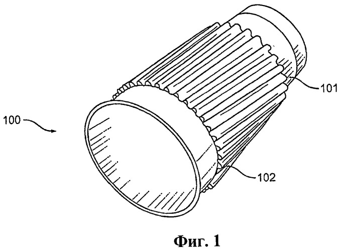 Термически активируемая изолирующая упаковка