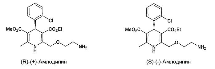 (s)-(-)-амлодипина камзилат или его гидрат и фармацевтическая композиция, включающая их