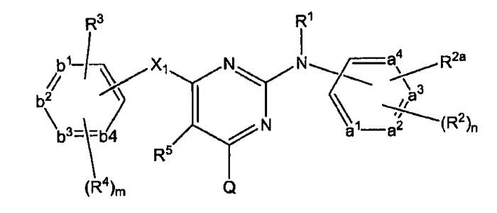 Вич-ингибирующие 5-карбо- или гетероциклические замещенные пиримидины