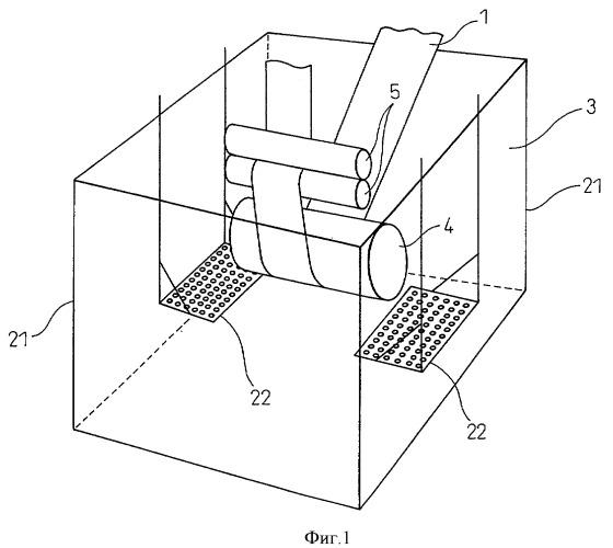 Устройство для предотвращения сматывания листового металла в ванне непрерывного горячего погружения