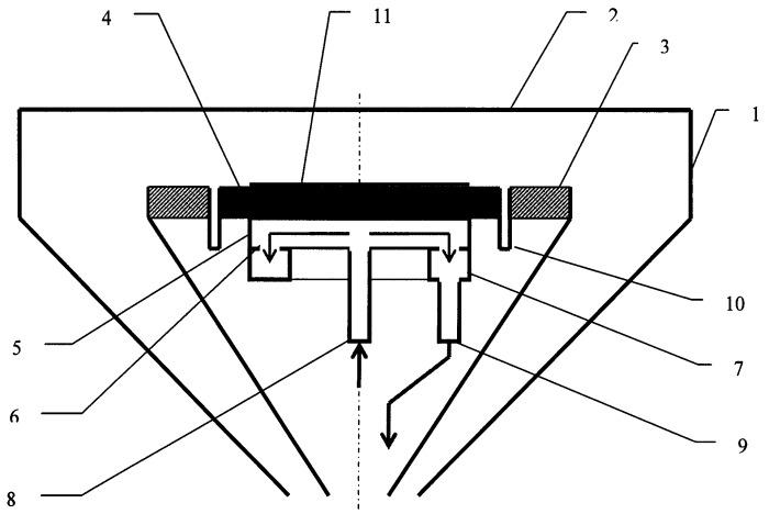 Свч плазменный реактор