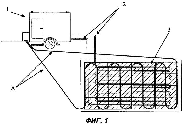 Устройство для оттаивания мерзлого грунта (варианты)