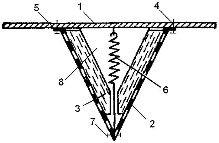 Звукопоглощающая конструкция судовой каюты