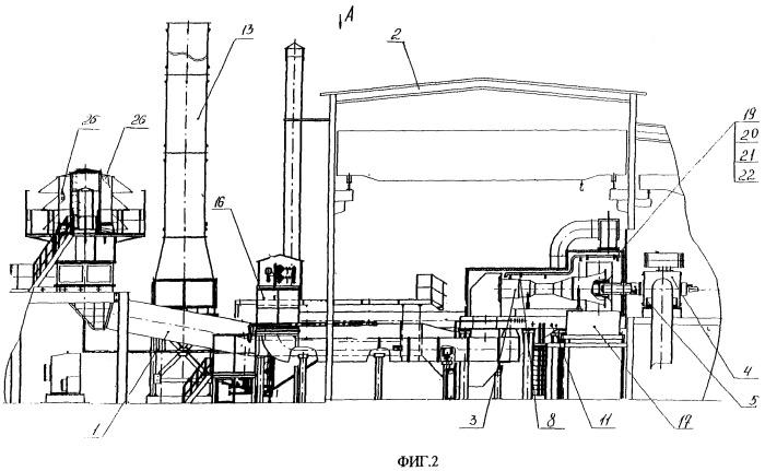 Газоперекачивающий агрегат