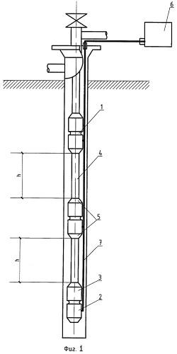 Бесштанговая скважинная насосная установка