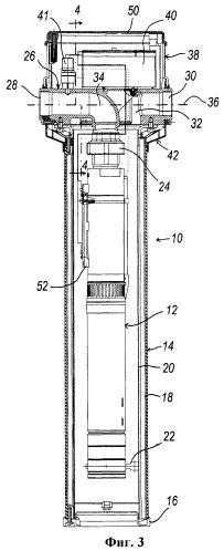 Насосный агрегат, устанавливаемый по линии