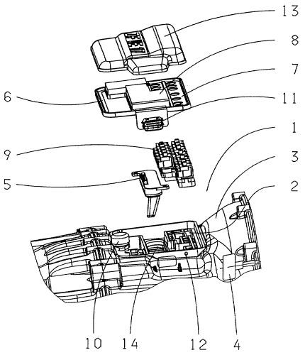 Коробка передач с одним или несколькими дополнительными редукторами