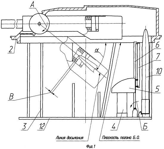 Способ заряжания выстрелами орудия - пусковой установки и устройство для его реализации