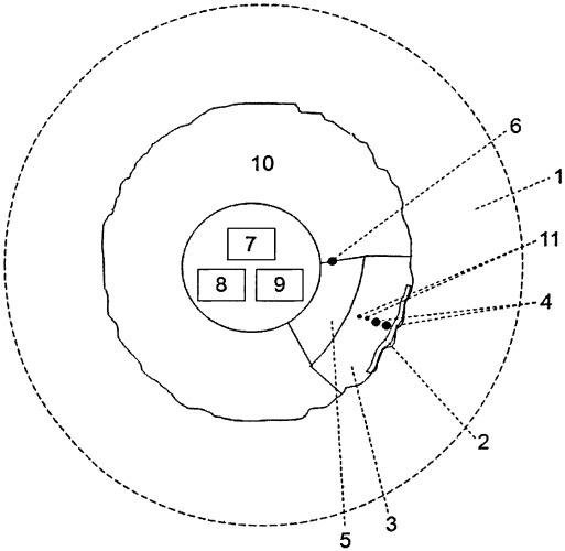 Способ определения тепловых свойств твердых тел и устройство для его реализации