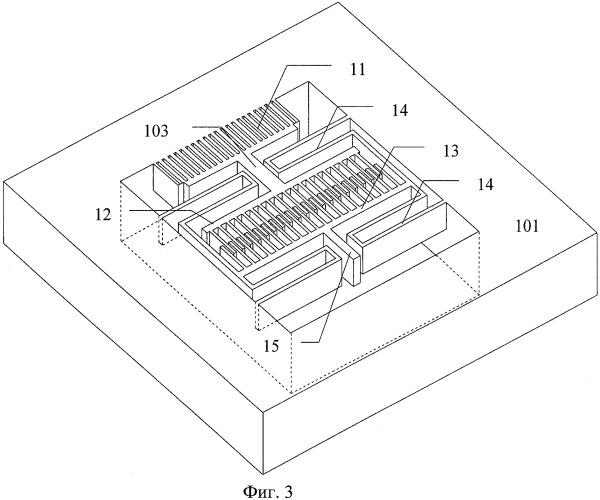 Способ формирования электрически изолированных областей кремния в объеме кремниевой пластины
