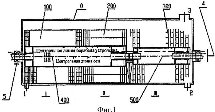 Реактор каркасно-дискового типа для конечной поликонденсации