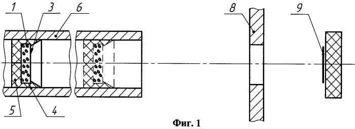 Способ получения высокодисперсного аэрозоля из твердых частиц