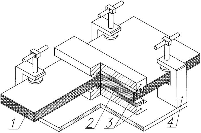 Способ получения плит пеноалюминия увеличенной длины