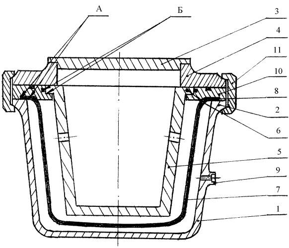 Устройство для отверждения композиционных материалов