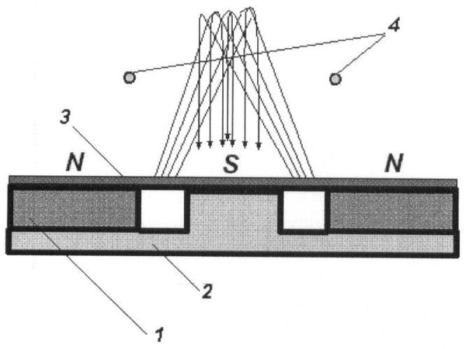 Способ получения наноразмерных частиц оксидов металла в восходящих плазменных потоках